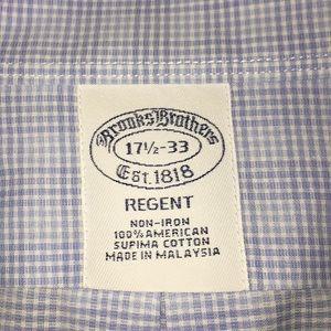 Men's Brooks Brothers Regent Dress Shirt